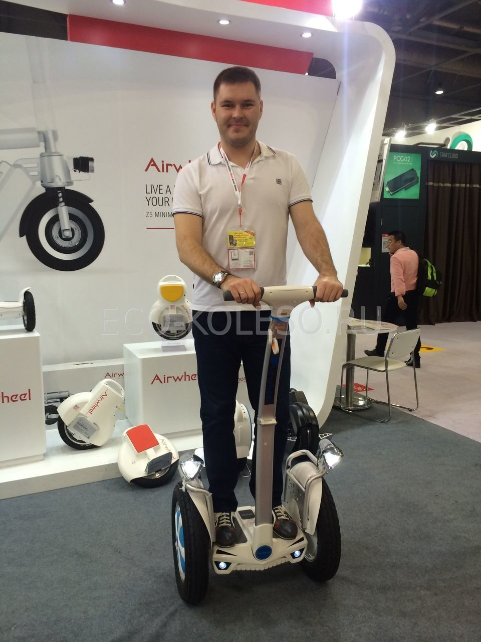 сигвей_airwheel_s5_цена